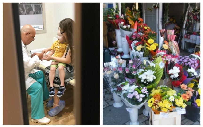 Un liceu din capitală renunță la flori de 1 septembrie pentru a ajuta un copil bolnav de cancer