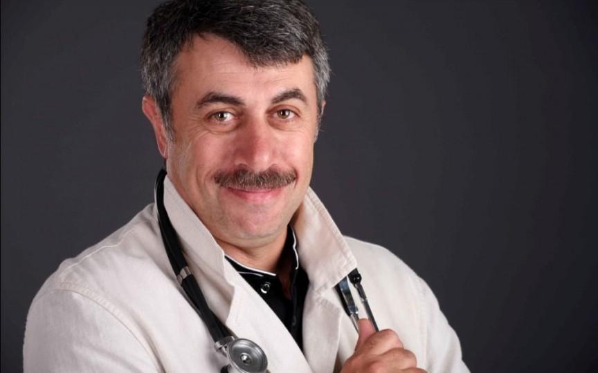În Chişinău vine renumitul medic Komarovsky. Află detalii despre eveniment
