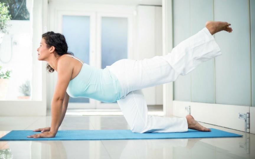 Sporturi ce pot fi practicate în timpul sarcinii: trimestrul doi