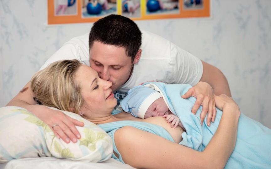 Nașterea prin cezariană – pas cu pas