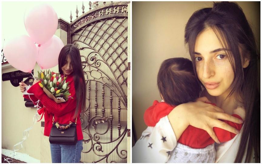 Astăzi odorașul creatoarei Elena Bivol împlinește două luni