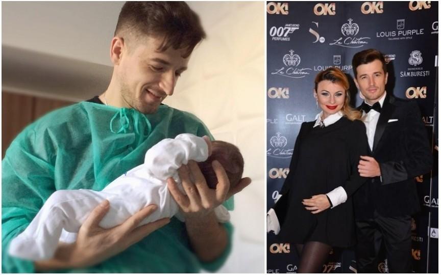 Bărbații despre sarcină și naștere. Radu Sârbu, ex O-Zone: Mi se pare magie pură să porți o viață în tine!