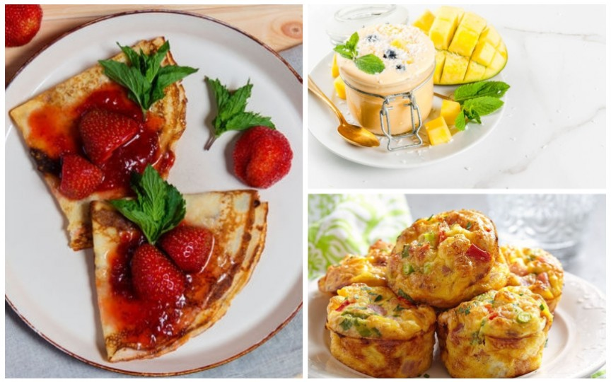 6 reţete de mic-dejun special pentru copii