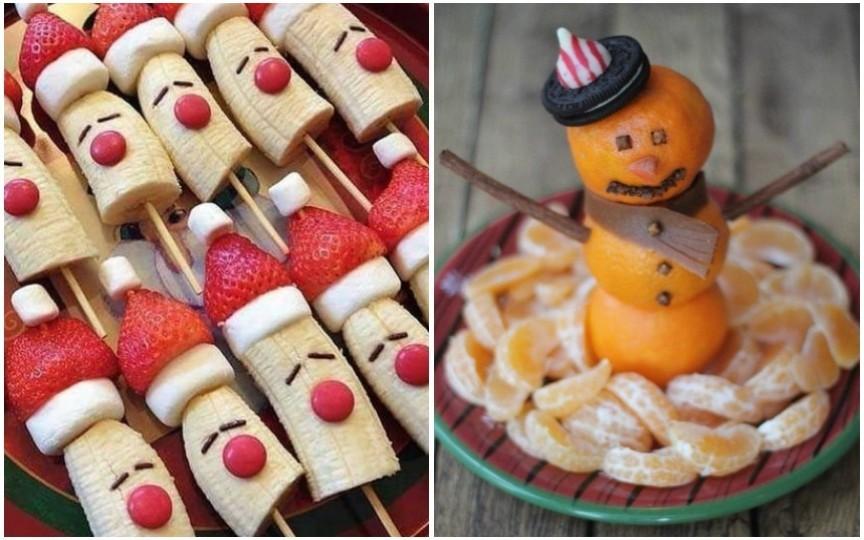 Desertul din fructe - sănătos și gustos pentru masa festivă de Crăciun