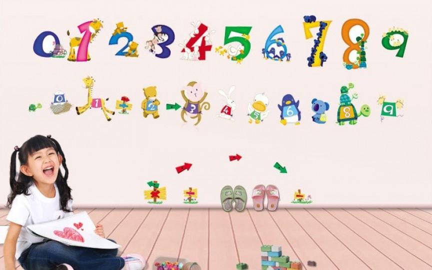 Cântece: învățăm să numărăm