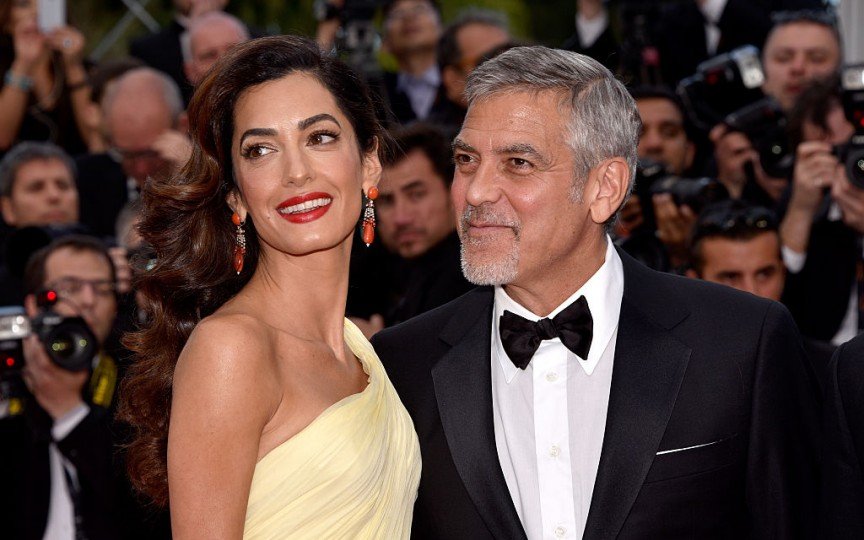 Celebrul actor George Clooney va deveni tătic de gemeni