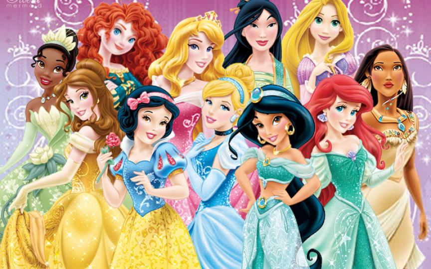 Prințesele Disney îți pot influența negativ copilul