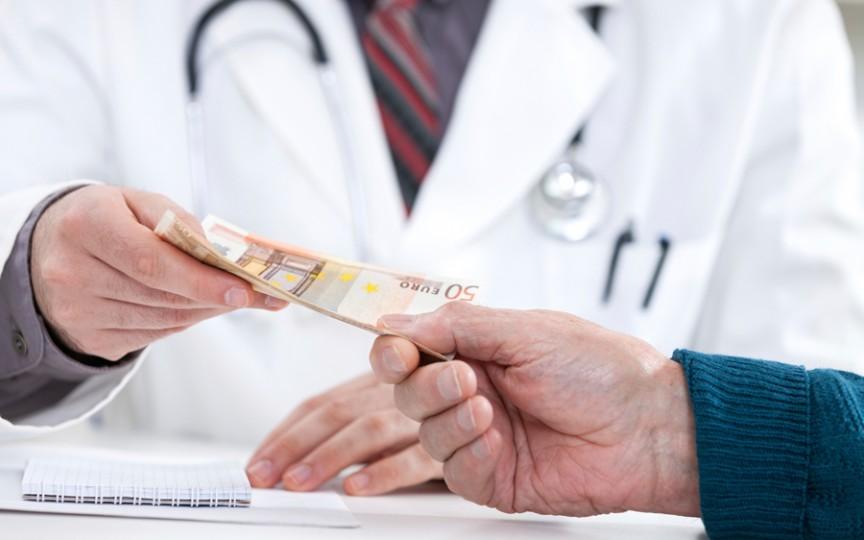 Spitalele moldovenești în care se dă cel mai des mită