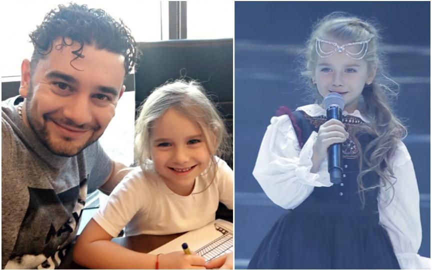 Valentin Uzun creează un nou colectiv muzical din care va face parte și fiica sa