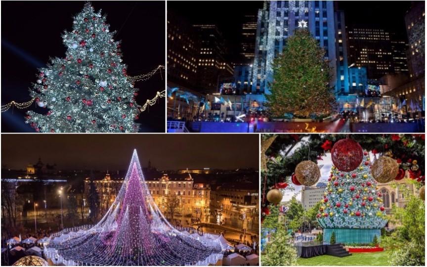 Top 13 Pomi de Crăciun din mai multe țări