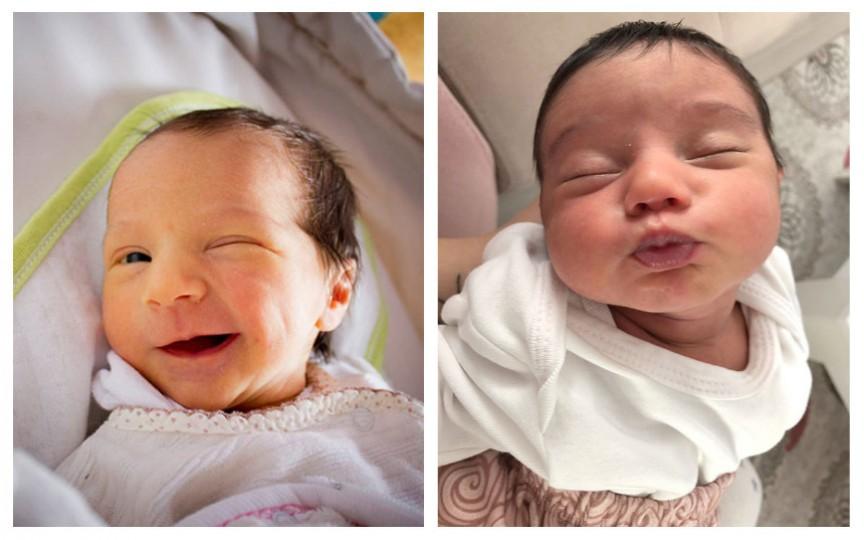 Imagini în care bebelușii cochetează și îi cuceresc pe toți cei din jur. Ai voștri fac la fel?