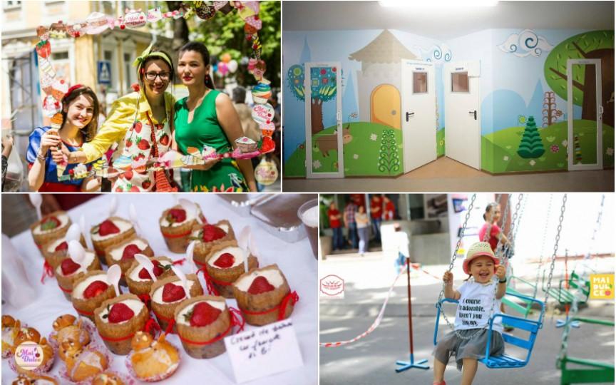 Cumpără un bilet la Festivalul Mai Dulce şi dăruieşte culoare spitalelor de copii
