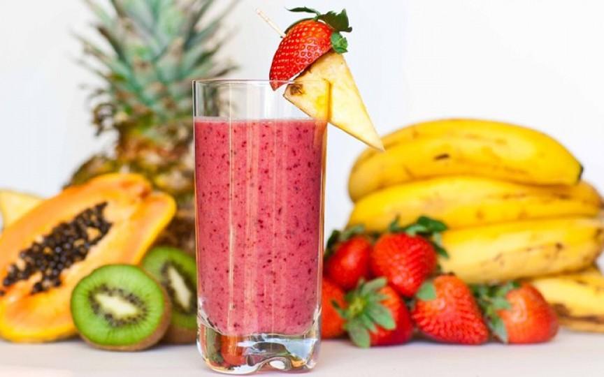 6 rețete delicioase de smoothie din fructe