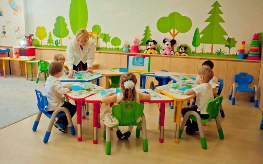 Vă invităm la grădinița StarKids pentru copii cu vârsta cuprinsă între 2 și 7 ani