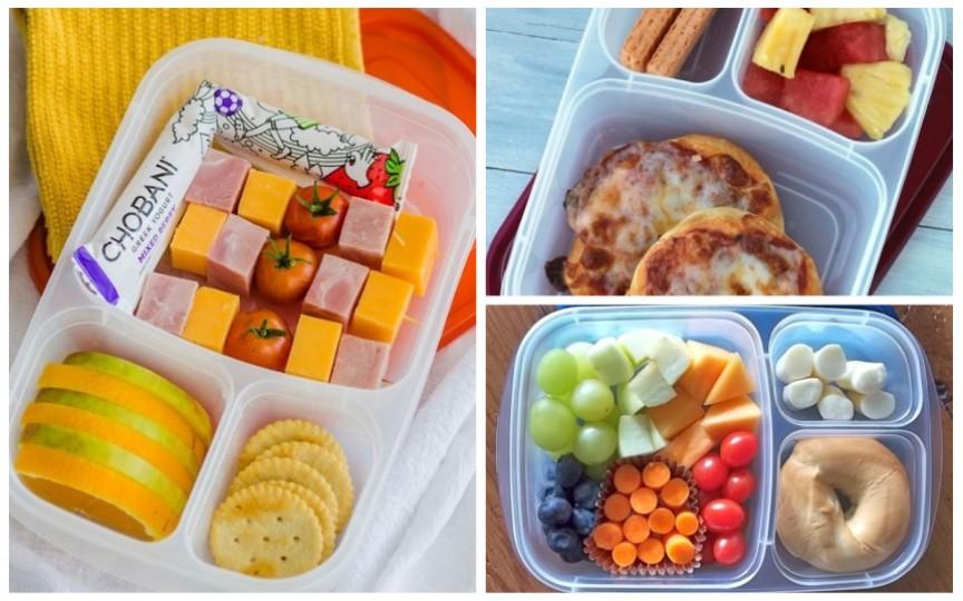 A început școala. Iată niște idei de gustări pe care le puteți pune în ghiozdanul copilului!