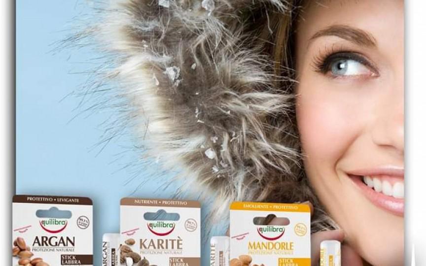Protejează-ți buzele în sezonul rece cu balsamurile de la Equilibra!