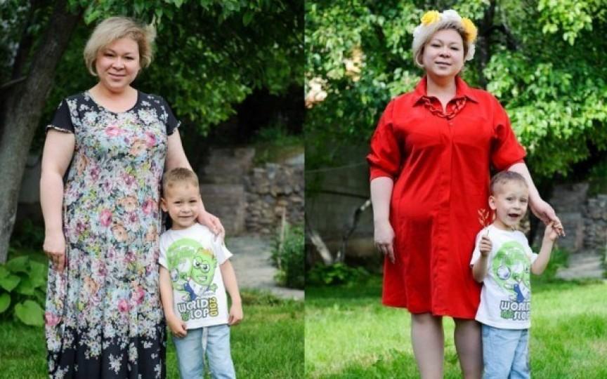 Experiment: Copiii aleg haine pentru mamele lor