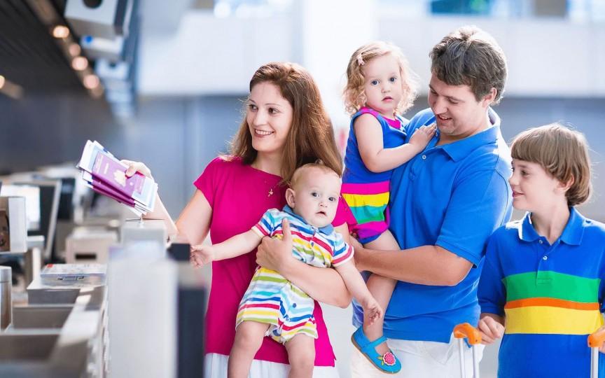 Alege corect vacanţa în funcţie de vârsta copilului
