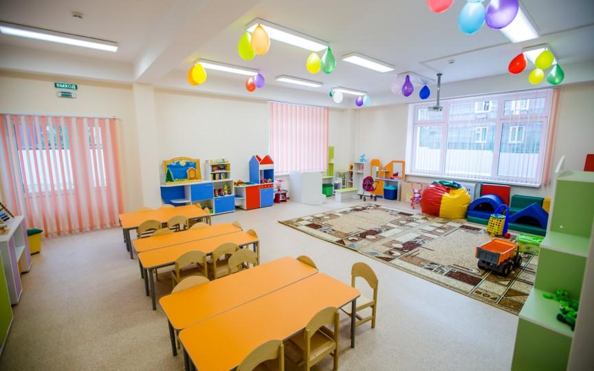 Copiii vor putea fi înscriși la grădiniță de la vârsta de 2 ani