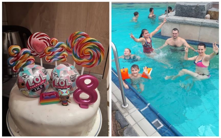 (FOTO) O mamă moldoveancă povestește cât de interesant își sărbătoresc ziua de naștere copiii în Germania