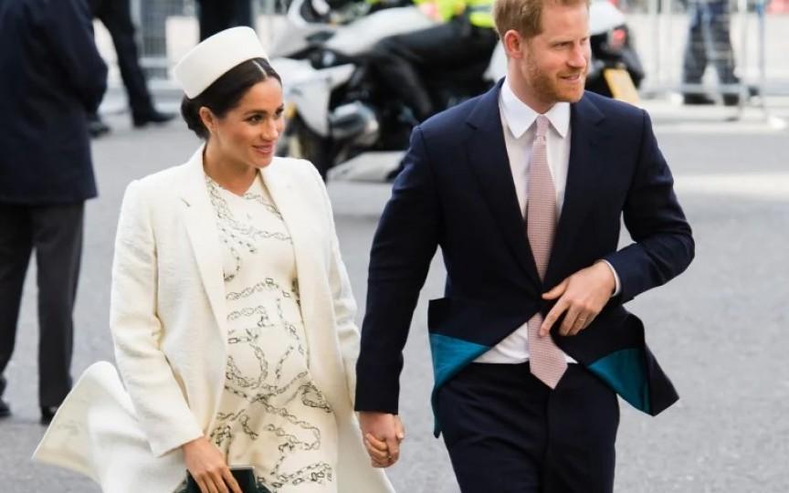 Prințul Harry și Meghan Markle anunță nașterea fiicei lor - va purta numele Lilibet Diana