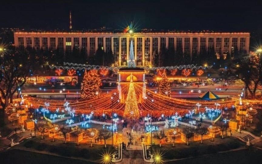 Programul de Revelion în centrul capitalei