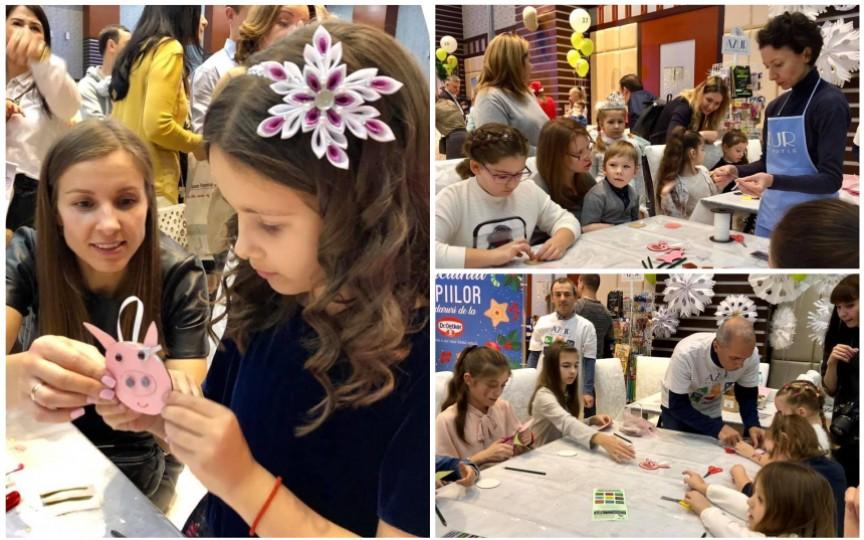 Cursurile de arte plastice contribuie semnificativ la dezvoltarea creativității copilului