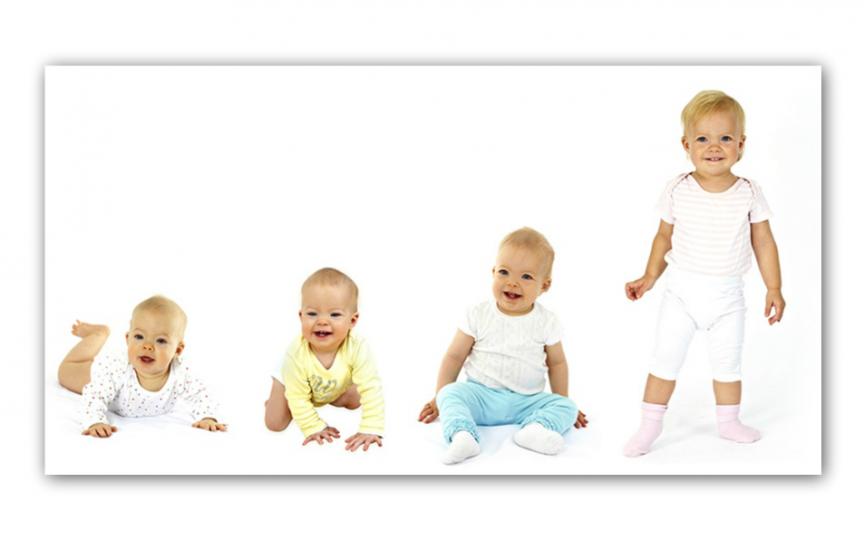 Dezvoltarea mersului la copii în funcție de vârstă
