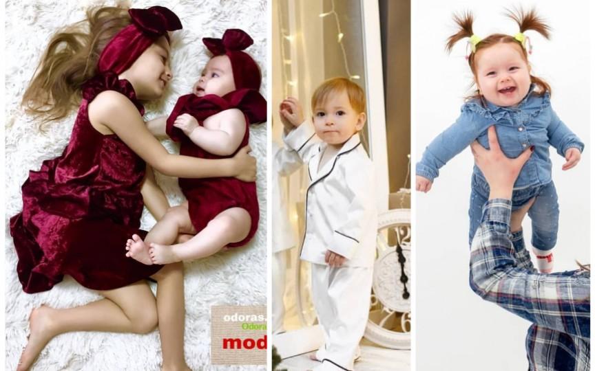 Cunoaște copiii care sunt noile modele Odoraș!