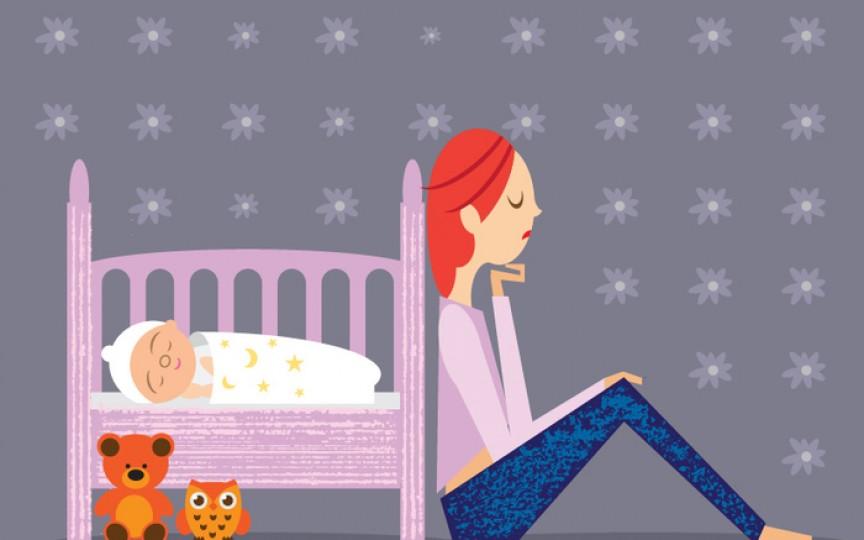 Confesiunile mamelor despre depresia post-partum: Copilul meu mă anulase ca persoană, iar eu nu am dreptul să spun că maternitatea e grea