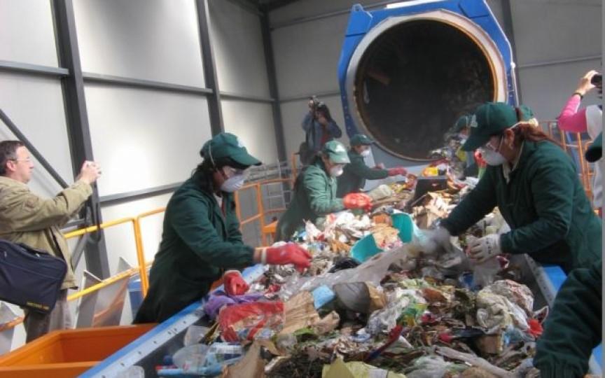 Un bebeluș mort a fost găsit la stația de stocare a deșeurilor din sectorul Ciocana