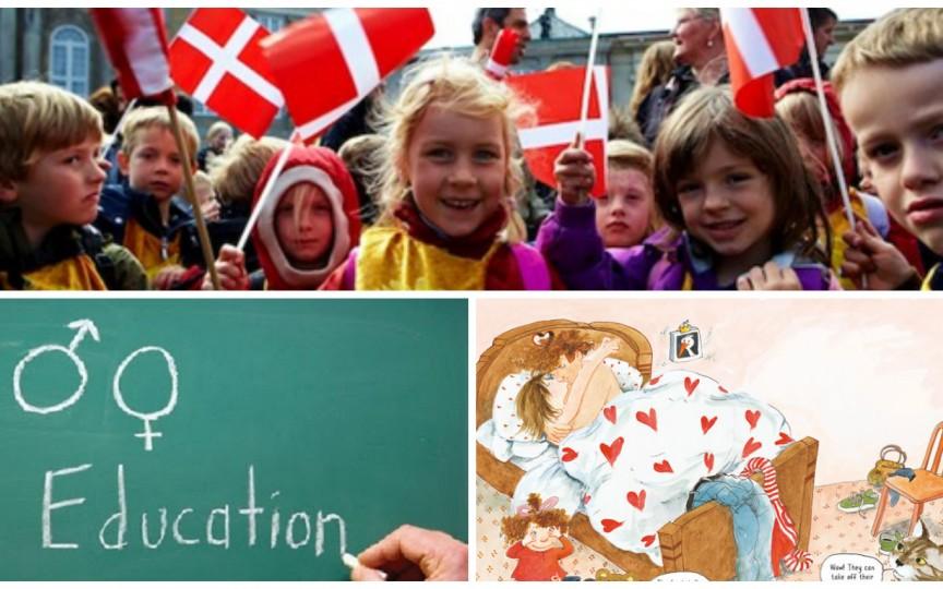 Modelul danez: Cum le vorbim copiilor despre sex