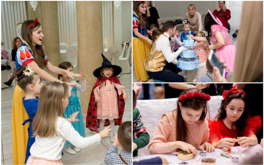 Locul perfect pentru a distra copiii și pentru a organiza cele mai memorabile petreceri private