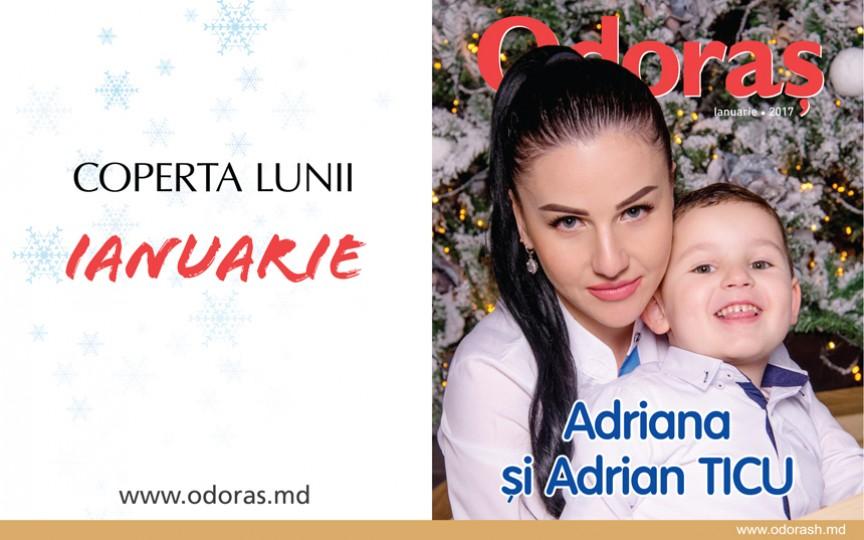 Adriana şi Adrian Ticu: între copilăria de ieri şi cea de azi