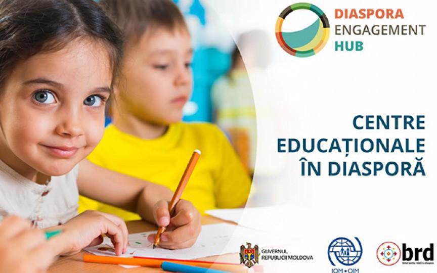 Copiii din diasporă vor beneficia de 10 centre educaționale