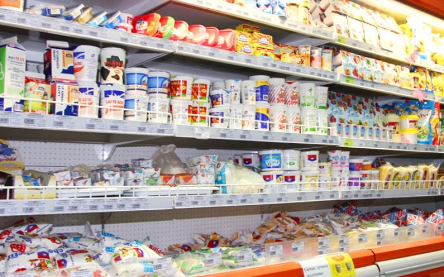 Situația de pe piața lactatelor. Investigațiile instituțiilor de stat au găsit mai puține produse falsificate