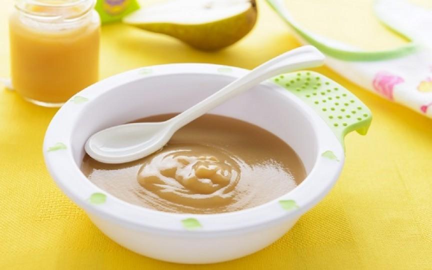 Piure de pere – se gătește în 25 de minute și se poate da bebelușilor