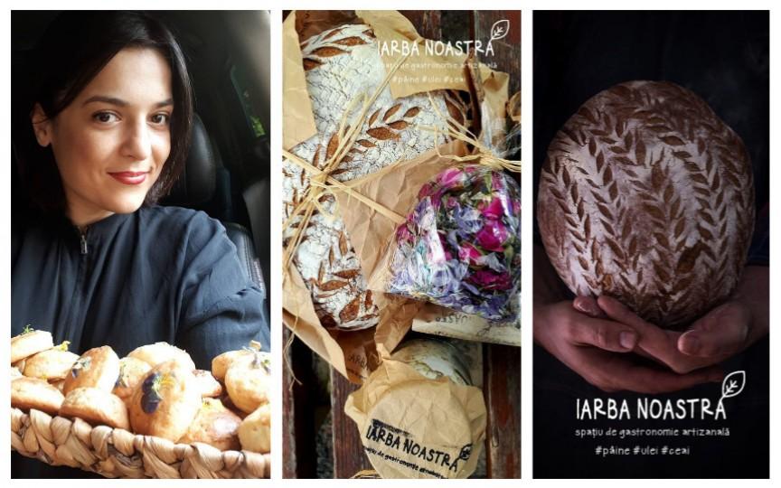 Natalia Perjan, cunoscută ca Natka Minunatka, vorbește despre pasiunea pentru gastronomia artizanală și despre visul de a deschide o brutărie