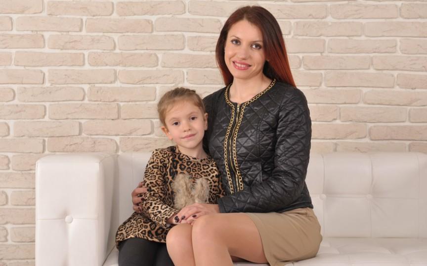 Carolina Moldoveanu, femeia incurabil îndrăgostită de copii
