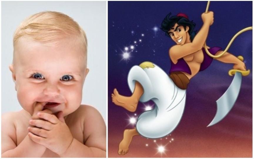 Alege un nume original de băiat cu ajutorul filmelor Disney