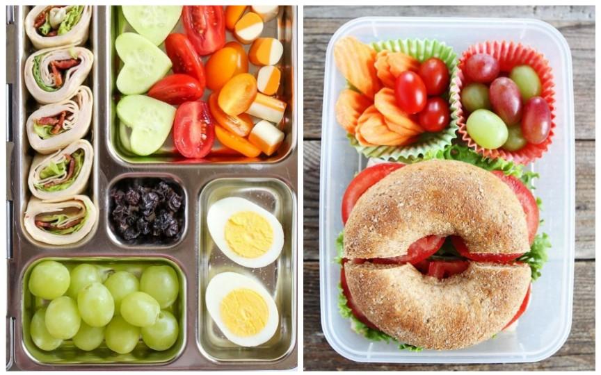 15 idei de lunch box pe care îl puteți oferi copilului la școală