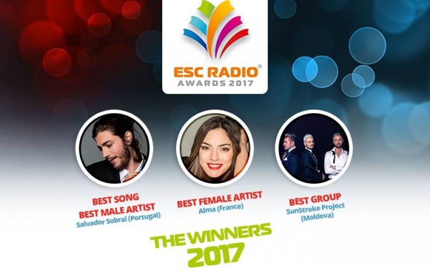 Sunstroke Project a fost desemnată cea mai bună trupă de la Eurovision 2017