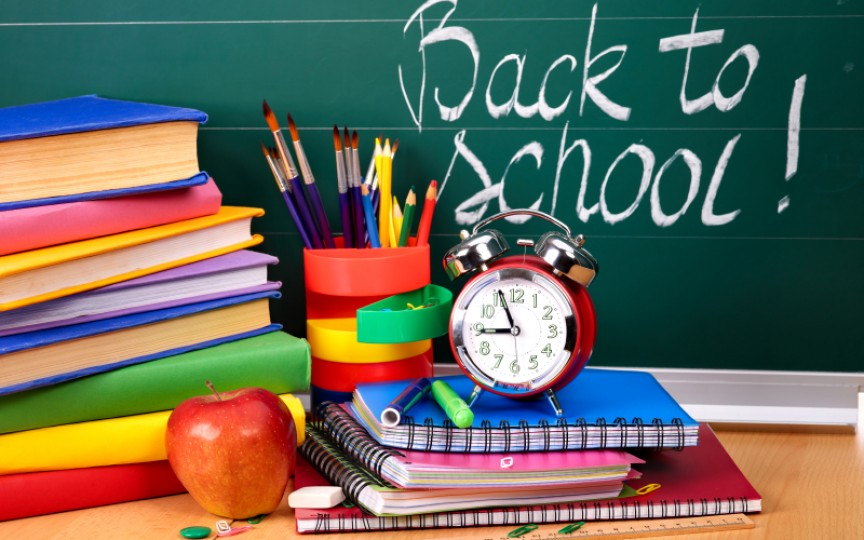 Orarul lecțiilor și al vacanțelor pentru anul școlar 2016-2017