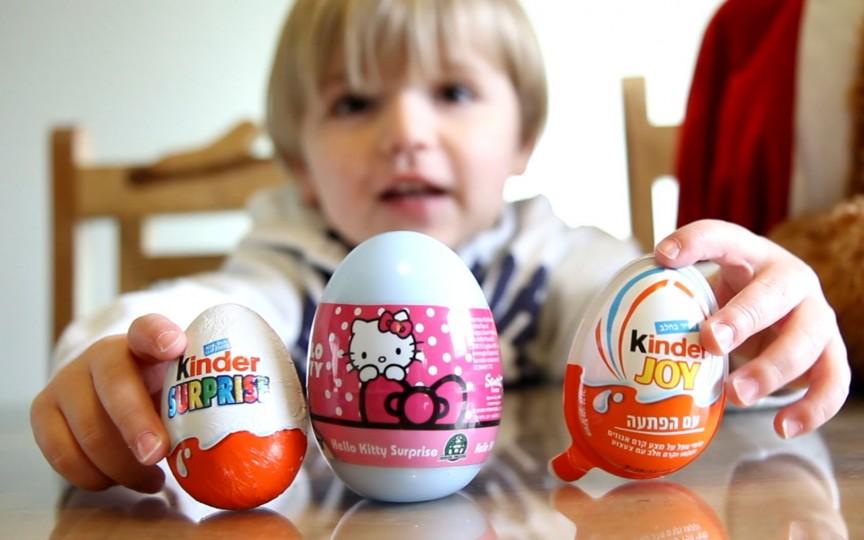 De ce ouăle Kinder sunt interzise în SUA?