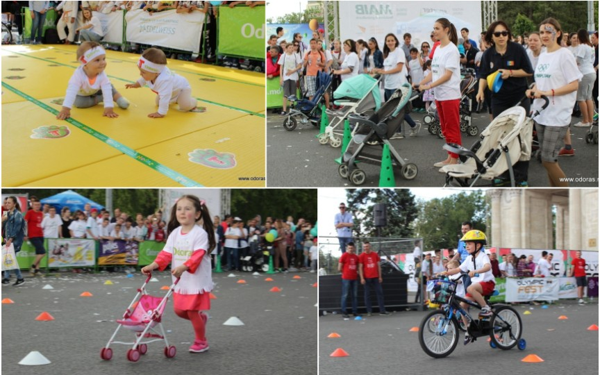 Participă la cea mai tare competiție sportivă pentru întreaga familie!