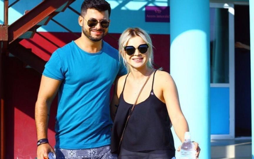 (FOTO) Prezentatoarea TV, Daniela Ciocanu într-o vacanță frumoasă în Spania împreună cu soțul