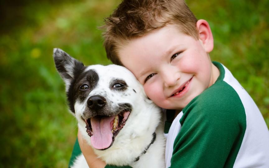 Animalul de companie, medicamentul perfect pentru copiii hiperactivi