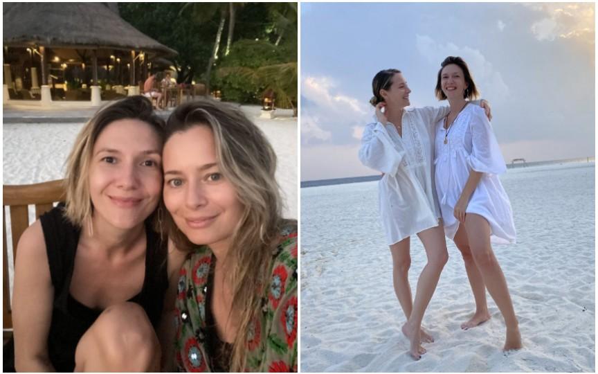 Laura Cosoi și Adela Popescu despre vacanța petrecută împreună: Ne potrivim foarte bine în vacanță, ne plac aceleași lucruri și avem preocupări asemănătoare