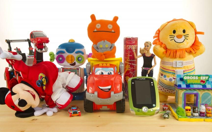 Sfaturi utile pentru părinţi la procurarea jucăriilor pentru copii