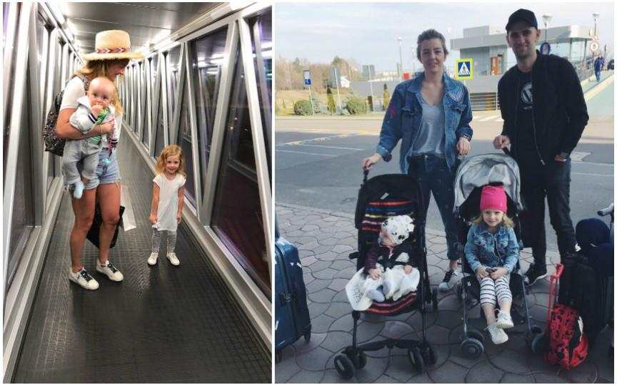 Sfaturi de la Ana Ciorici: cum ne pregătim de o călătorie cu copiii